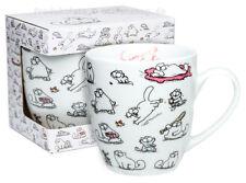 SIMON'S CAT Kaffeetasse Tasse Viele Katzen Geschenk-Box Simons Katze Tee Kaffee