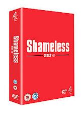 Shameless - Series 1-3 - Complete (DVD, 2006, 4-Disc Set, Box Set)