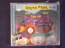 COLONNA SONORA- CHEF AID: SOUTH PARK ALBUM. SEALED CD