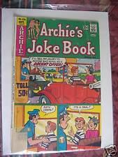 Collectible Vintage Comics Cartoon Character Archie Joke Book Series Sept,1977