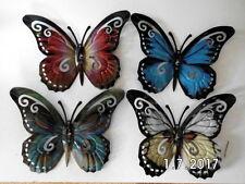 G2719 Großer Exotischer Schmetterling Wanddekoration Bunter Falter als Wanddeko