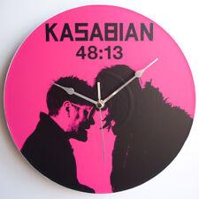 "KASABIAN COLLECTION - 12 ""Vinile Record Orologi - 48:13, Velociraptor, IMPERO, ecc."