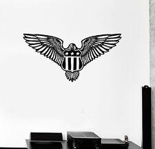 Vinyl Decal American Eagle Flag USA Symbol United States Wall Sticker (ig2149)