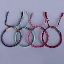 Lucky Charm Tibetan Bracelets & Ba1X3) 1X(New Multi Color Tibetan Buddhist Good