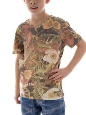 Brunotti T - Shirt Top Leisure Shirt Ariander multicolour elastic Print