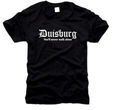 Duisburg You'll never walk alone - T-Shirt, Gr. S bis XXXL
