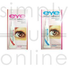 Las Pestañas A Prueba De Agua Pegamento Fuerte Adhesivo Transparente Blanco & Tono Oscuro Negro ojo Lash