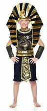 Costume Carnevale bambino faraone egizio Ramses *05243