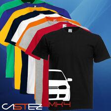 Camiseta coche german style  basado golf mk4 MKIV gti vw vr6 r (ENVIO 24/48h)
