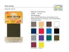 (315,00€/1qm) Flick & Fertig Reparatur Klebeflicken 100% Nylon Flicken zum Klebe