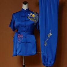 Chinese Wushu Changquan Uniform Martial arts Kung fu Taiji Suit Tai chi Costume