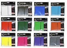 100 ultra pro eclipse sleeves estándar (66x91mm) fundas para TCG tarjetas de colección