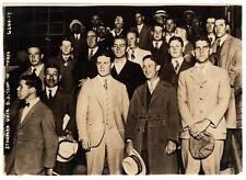 1925 STANFORD U. IN JAPAN Baseball Photo by GG BAIN