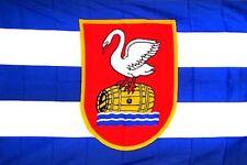 Große Fahne m Ösen 150x90 cm wetterfeste nationale Flaggen • BRANDENBURG ○24010