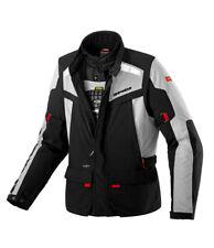 Spidi H2Out Super Hydro Mens Waterproof Motorbike Motorcycle Jacket Black Grey