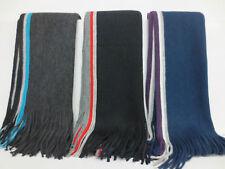 hommes RJM multicolore à rayures écharpes GL199