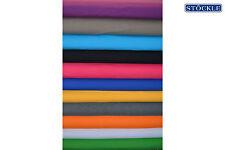 Baumwolljersey Jersey uni T-Shirt Stoff Kinderkleidung Meterware mtr. € 7,70