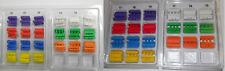JRC X-Lite Rod Bloxx Multi-Colour Inlays Gummieinlagen Inlay Farbig
