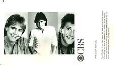 CAIN DEVORE JOHN STAMOS ALBERT MACKLIN DREAMS ORIGINAL 1984 CBS TV PHOTO