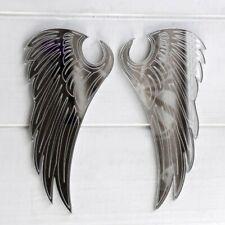 Angel Wings Engraved Acrylic Mirror