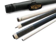 35% Off! Champion ST14 Grey Pool Cue Stick-11.75mm,Black Pool Case,Cuetec Glove