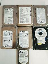 Disk Hard HD SATA Ide 80GB 250GB 160GB 500GB 3.5 2.5