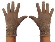 Eleganti Guanti Touch modello classico ragazza Donna idea regalo T.Unica strass