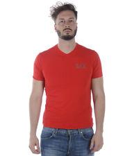 Polo Emporio Armani EA7 Polo Shirt % Uomo Rosso 3ZPT53PJ03Z-1451