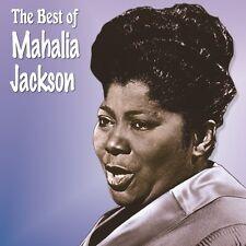 Mahalia Jackson - The Best Of Mahalia Jackson CD
