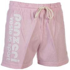 Shorts multisports Panzeri Uni a rose jersey short Rose 30923 - Neuf