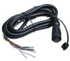 Garmin GPSMAP ChartPlotter Power Data Bare-Wire,19 Pin Cable Cord 010-10917-00