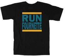 "Leonard Fournette Jacksonville Jaguars ""Run"" jersey T-shirt Shirt or Long Sleeve"