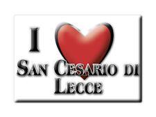 CALAMITA PUGLIA FRIDGE MAGNET MAGNETE SOUVENIR LOVE SAN CESARIO DI LECCE (LE)