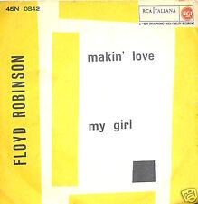 FLOYD ROBINSON - MAKIN' LOVE - I^ 45 GIRI ITALY 1959