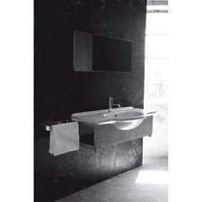 Lavandino Lavabo Consolle bagno Modello Venezia in ceramica bianco- Varie misure