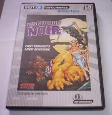 DISCWORLD NOIR gioco pc originale completo avventura game videogioco