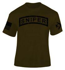 Sniper T-shirt I Patriot I Infantry I Scout I Veteran I Shooting I Long gun