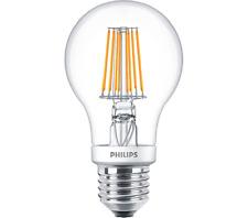 Philips LED Ampoule DimTone Classic transparent 15.000h E27 2700K-2200K 5W/7,5W