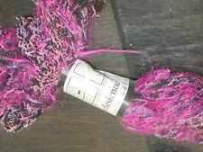 Effektgarn Rühle Arlesienne Mohair Lurex sonstige Fasern Stricken Häkeln Retro 3