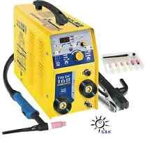 GYS TIG Schweißanlage TIG 168 DC HF gasgekühlt mit Zubehör Schweißgerät NEU
