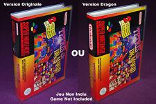TETRIS & DR. MARIO - Super Nintendo SNES FAH - Universal Game Case (UGC)