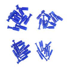 Hot 10pcs Nylon Pneumatic Blanking Plug hose tube push fit connector air line UK