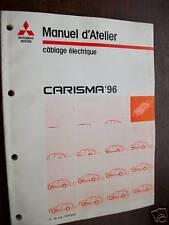 Mitsubishi CARISMA 1996 : Schémas électriques