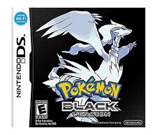 Pokemon Black [DSi Enhanced] [Japan Import], Good Nintendo DS, Nintendo DS Video