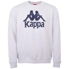 Kappa SERTUM RN Herren Sweatshirt weiss 703797 001