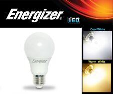 Energizer Dimmable LED GLS Light Bulbs Screw 6w 9w 12w (40w/60w/100w) ES E27