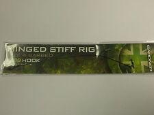 Gardner 3 x Hinged Stiff Carp rigs ALL VARIETIES Fishing tackle