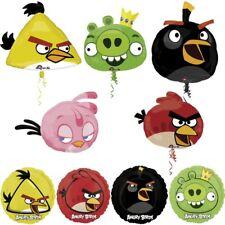 Globo Papel Angry Birds Cumpleaños Niños Decoración