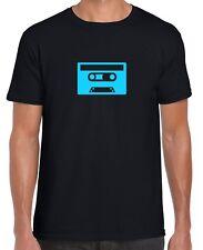 Kassette Tape T-Shirt (Gildan Marke Retro Musik c60 c90 c120 Taping Vinyl)