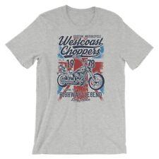 Westcoast Choppers T-Shirt. 100% Cotton Premium Tee NEW
